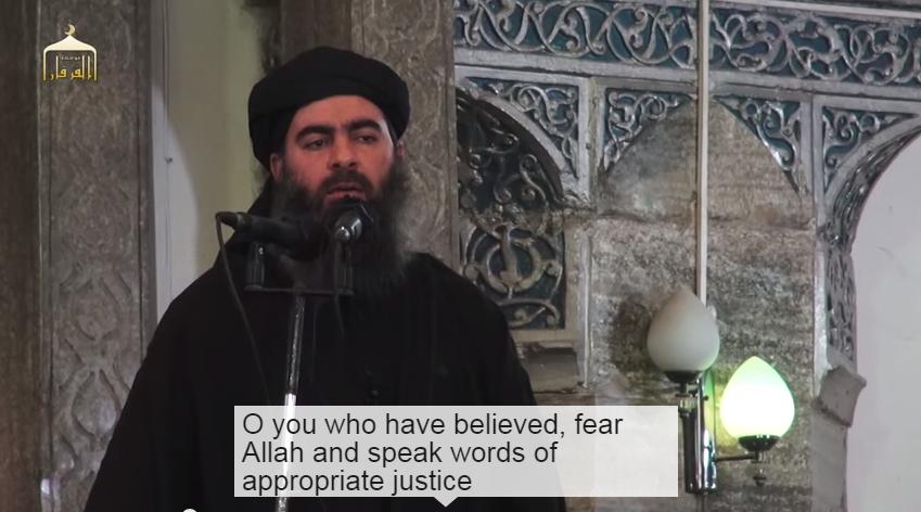 Az iraki sajtó szerint egy légitámadásban megsérült al-Baghdadi, az Iszlám Állam vezetője