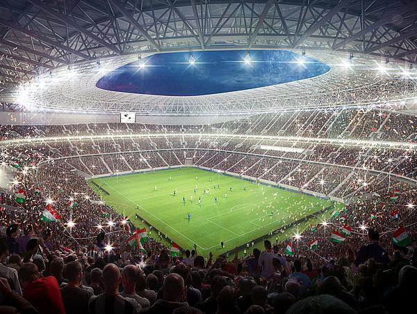 Az Eb-jegy lesz a meccsekre érkező külföldiek védettségi igazolványa