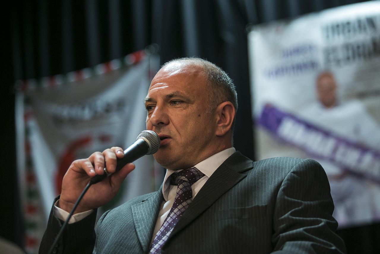 """Urbán Flórián szerint Kleinheisler szar, és """"paraszt vetítés folyik"""""""