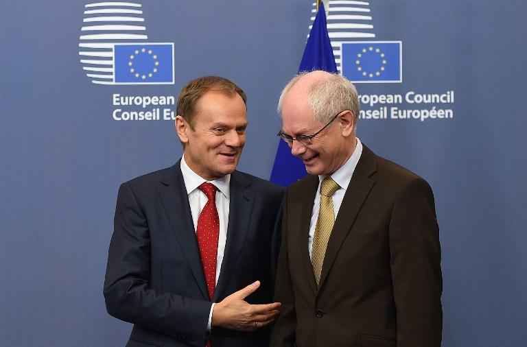Herman van Rompuy szerint ő maga kérte, hogy oszlassák föl a bölcsek tanácsát, mert nem tudtak megegyezni a Fidesz ügyében