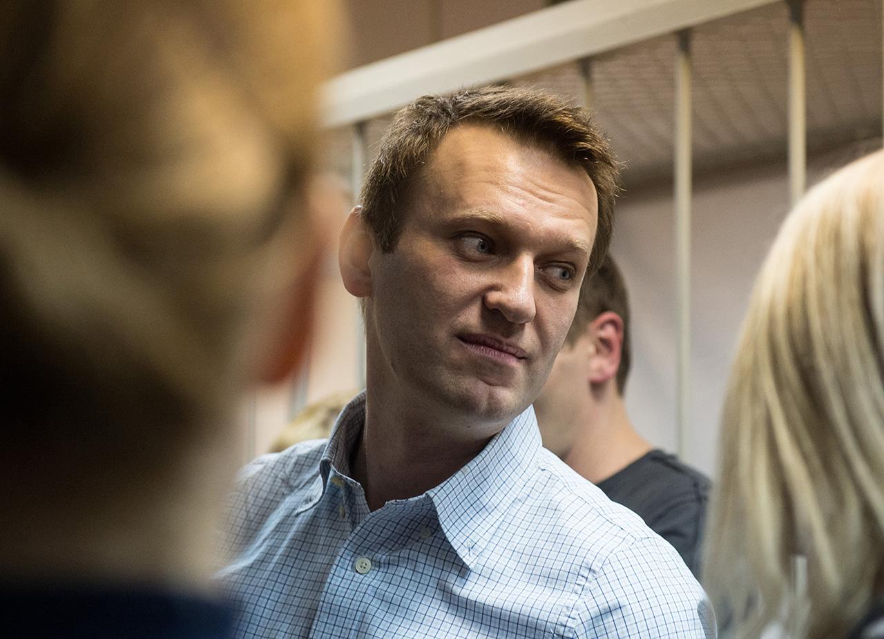Egy bírósági per miatt lefoglalták Navalnij lakását és a bankszámláját is befagyasztották