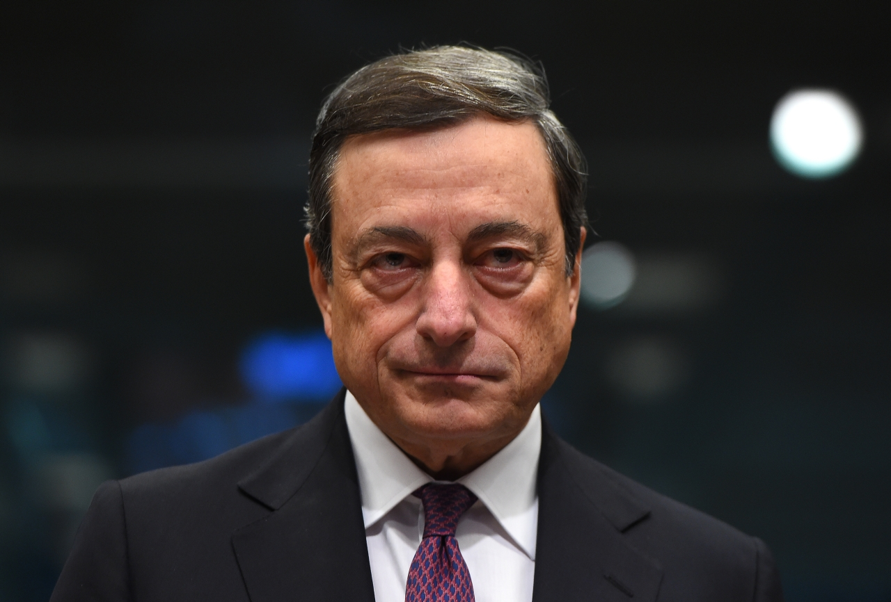 Draghi, az euró megmentőjeként tisztelt bankár lehet a következő olasz miniszterelnök