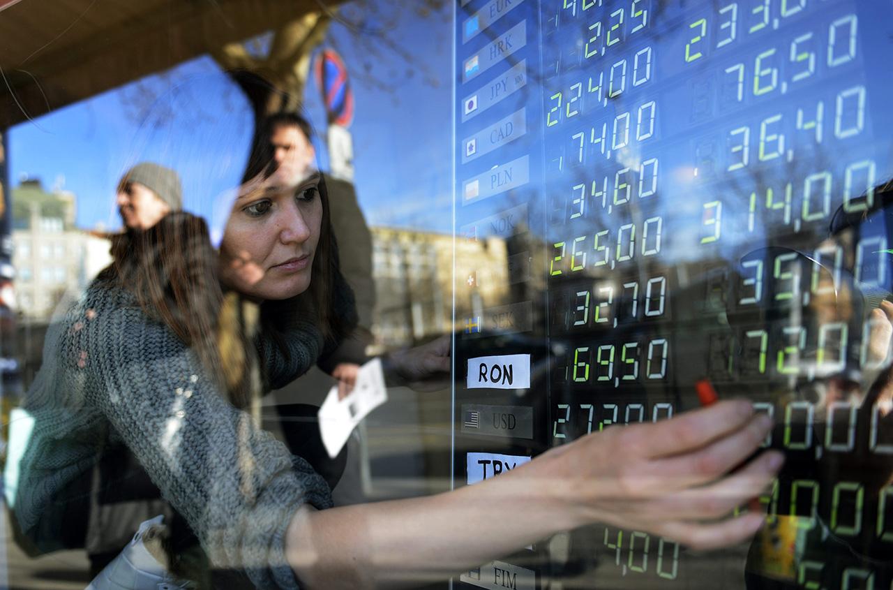 Blikk: 100 milliót vittek el egy budapesti pénzváltóból