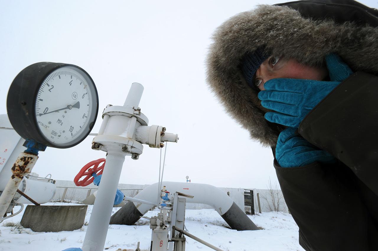 A Gazprom leállította az ukrajnai gázszállítást