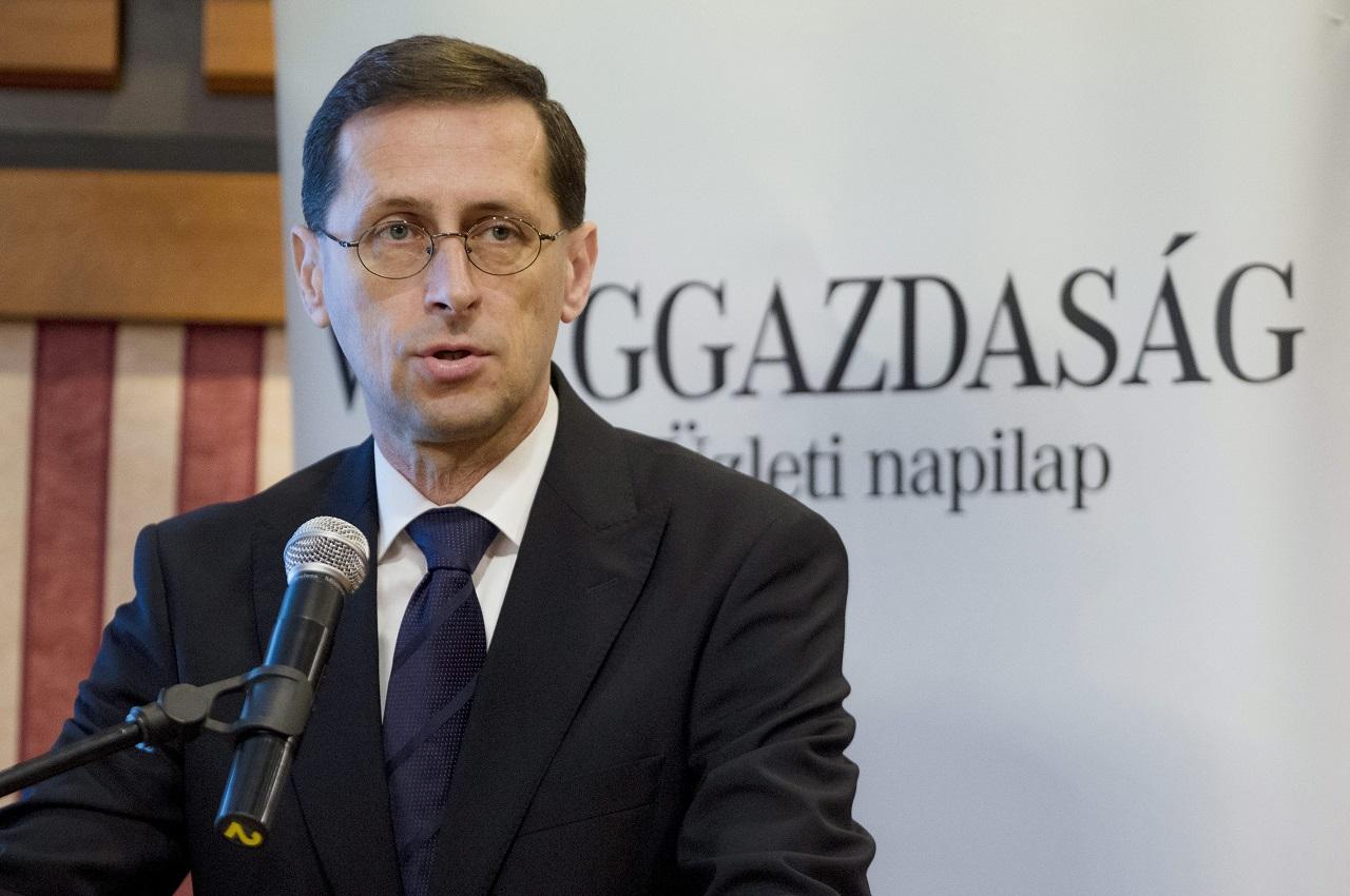 Varga Mihály részt vett az IMF ülésén