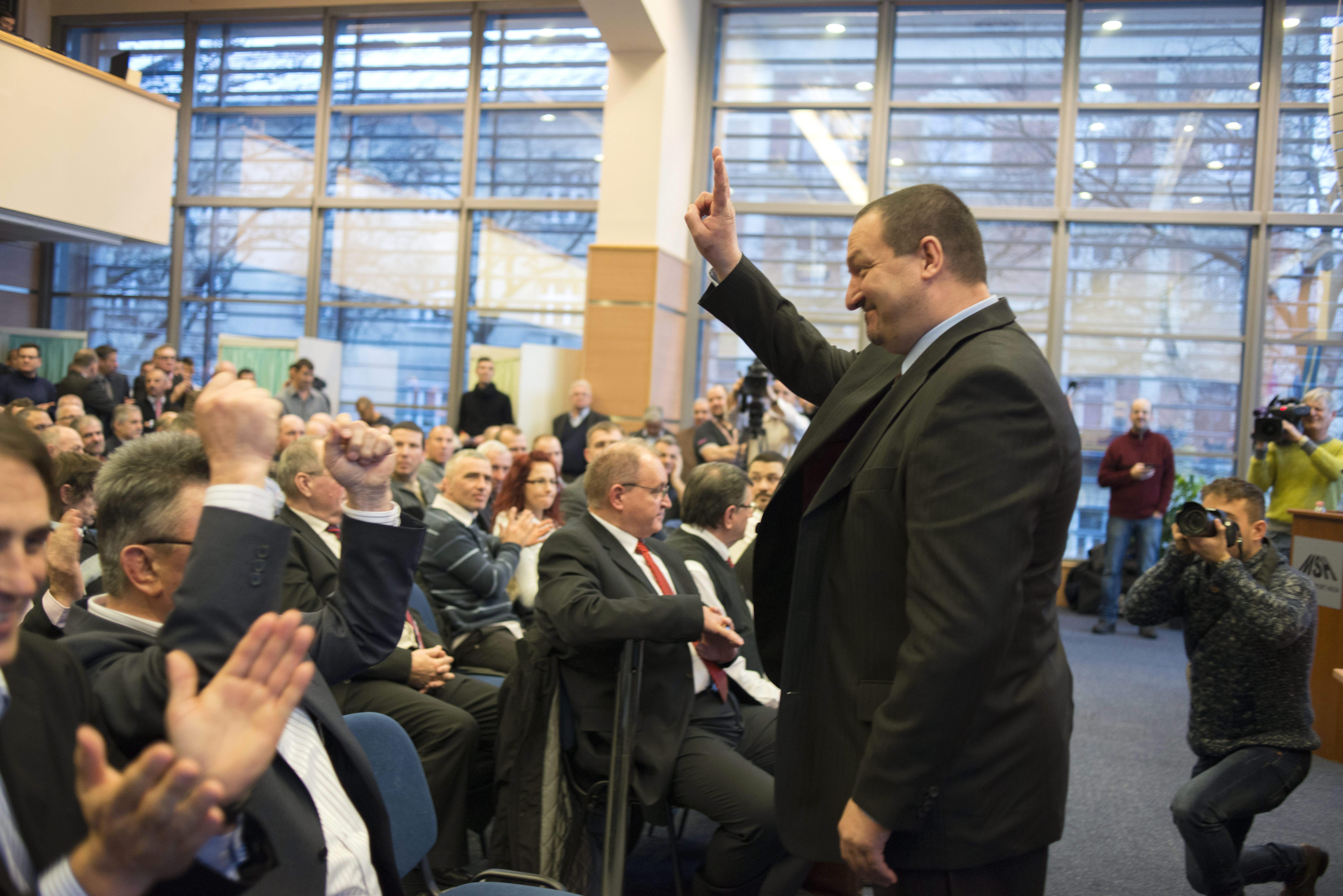 Németh Szilárd szerint az emberek szavazták meg a civilek kitakarítását az országból