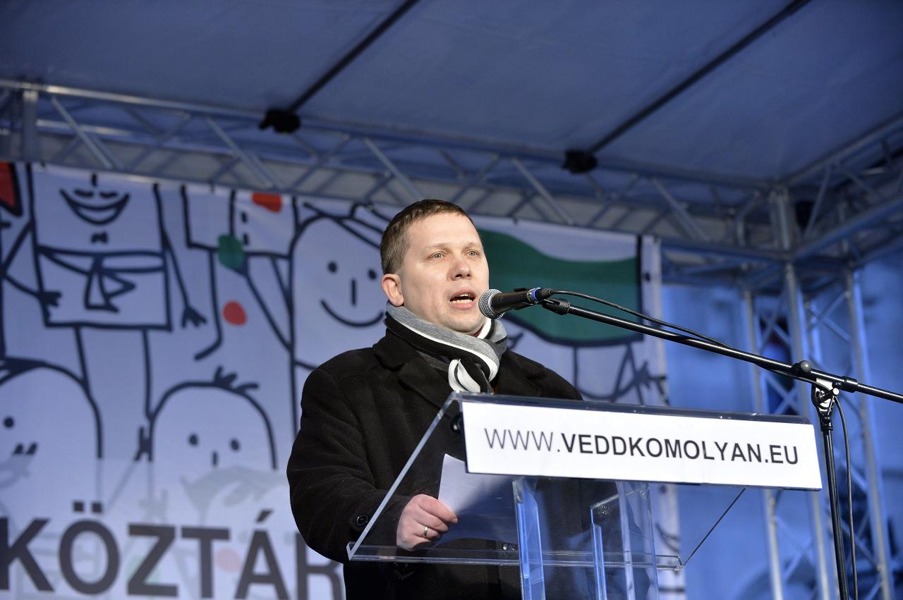 Átengedte a Kúria Kész Zoltán népszavazási kérdését a kampányfinanszírozásról