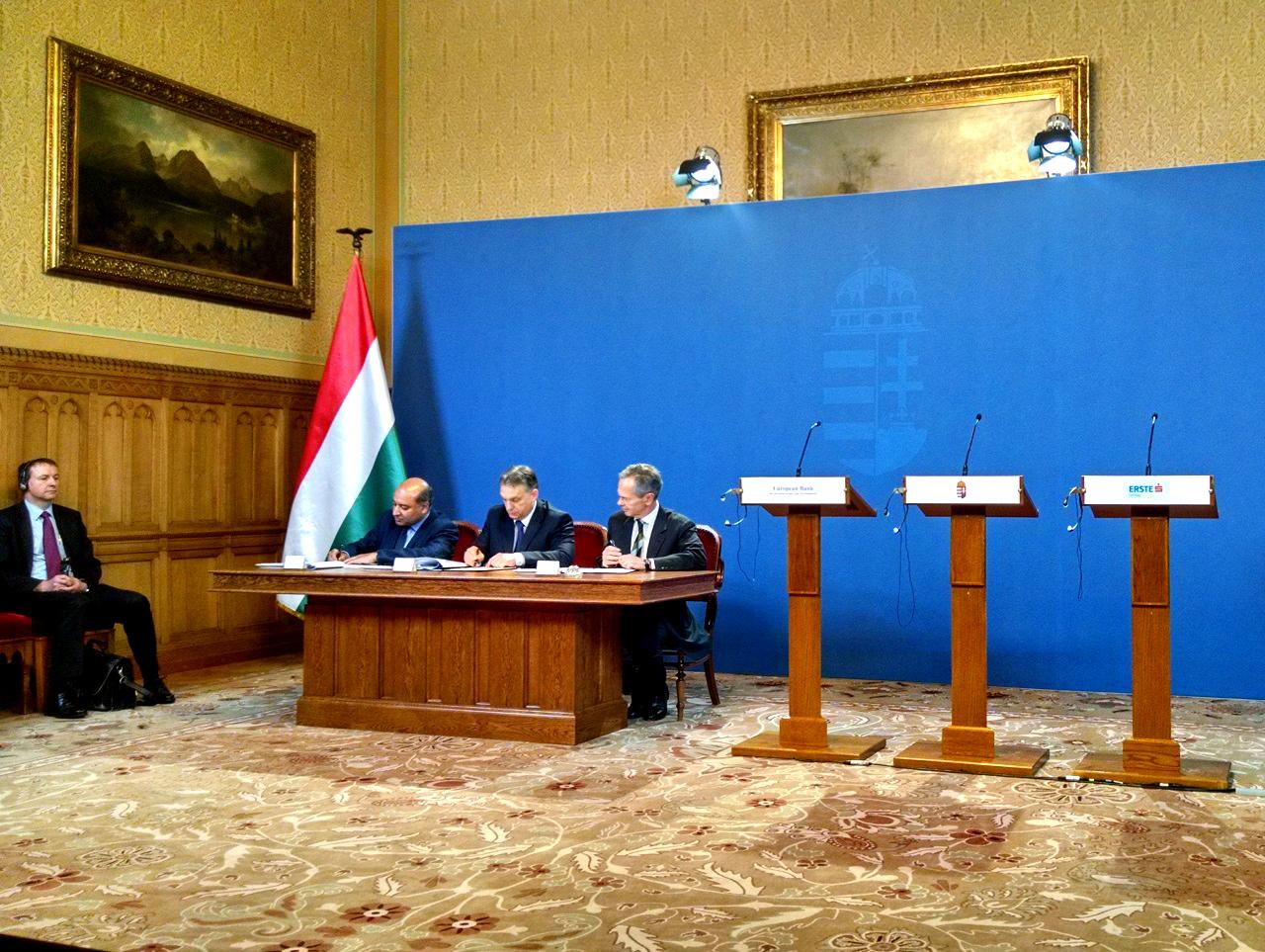 Az állam 38,9 milliárdért megvette az Erste Bank 15 százalékát