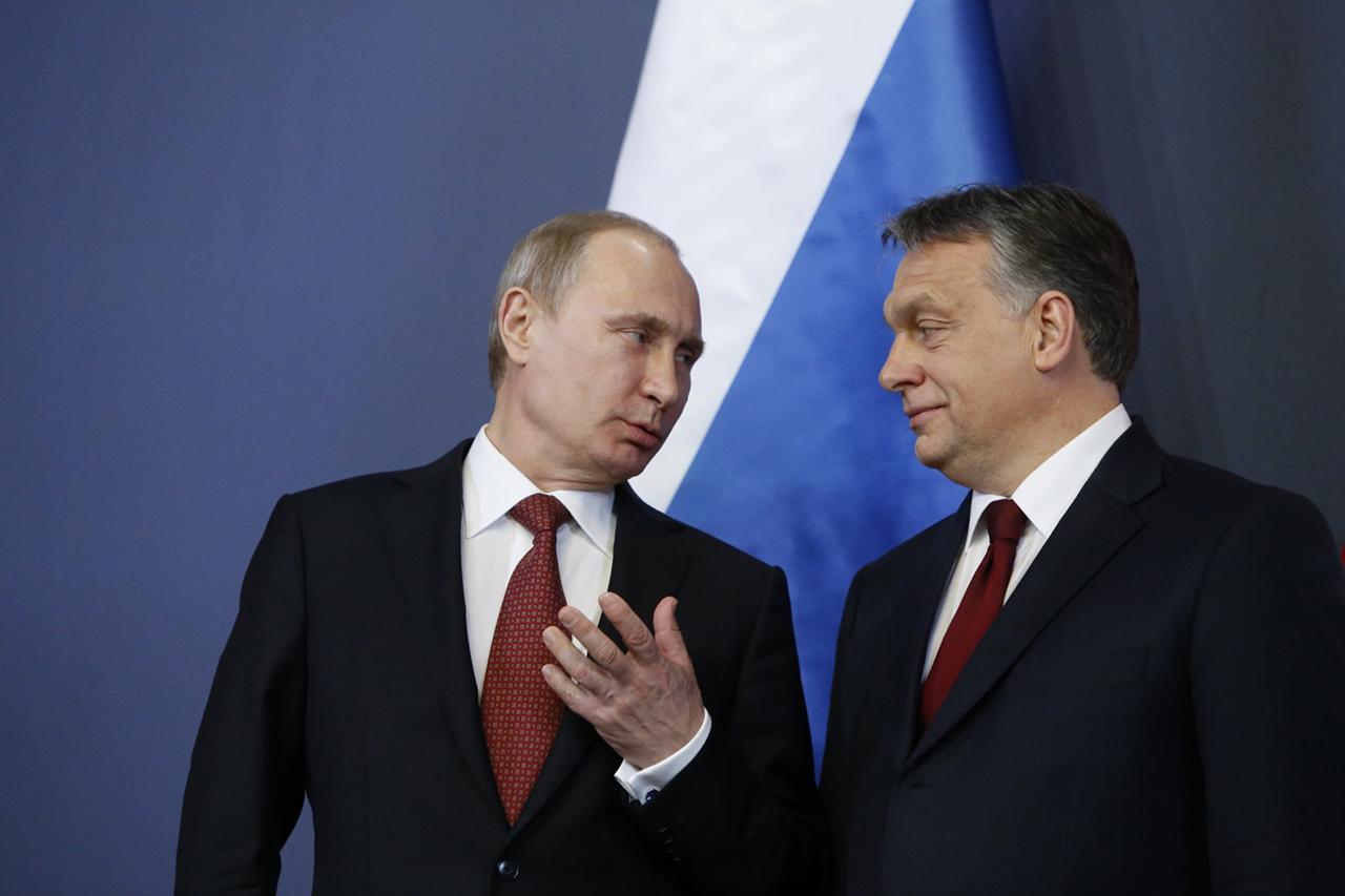 Amikor a mai orosz fasizmusról olvasunk, Magyarországra ismerhetünk