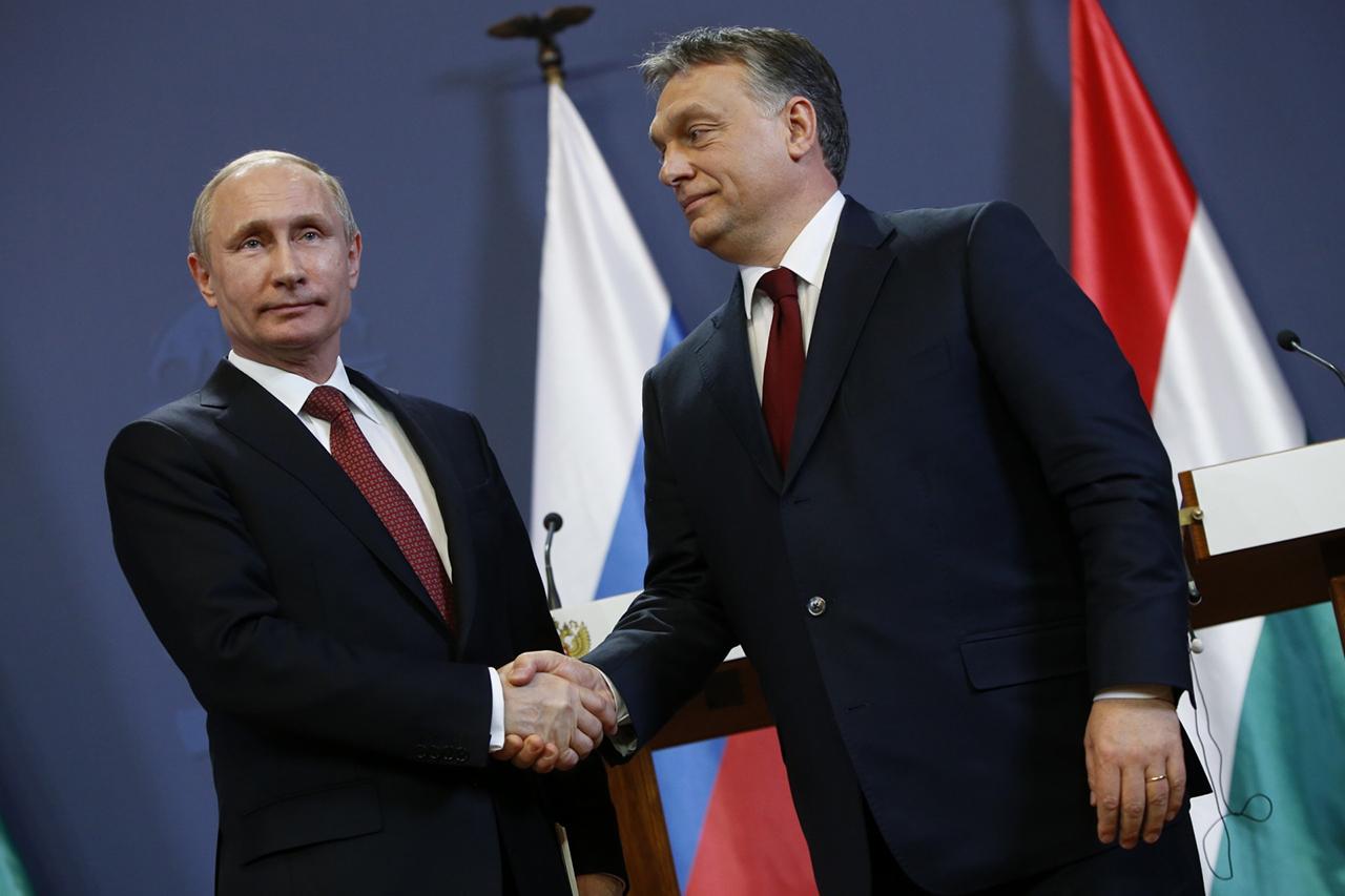 Orbán a nihilistázást is Putyintól tanulta