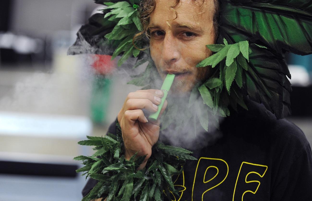 A marihuána nem veszélytelen