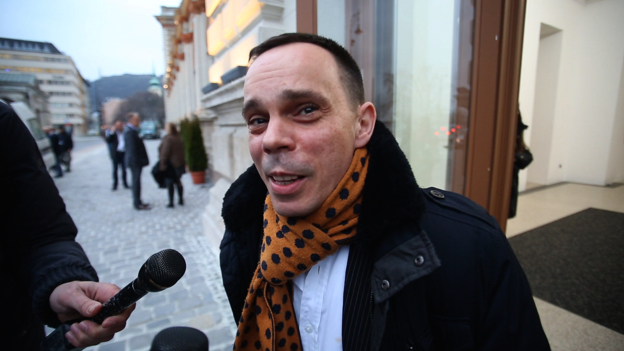 G. Fodor Gábor: Harcos típus vagyok, de semmilyen szélsőséges üzenetet nem akartam megfogalmazni