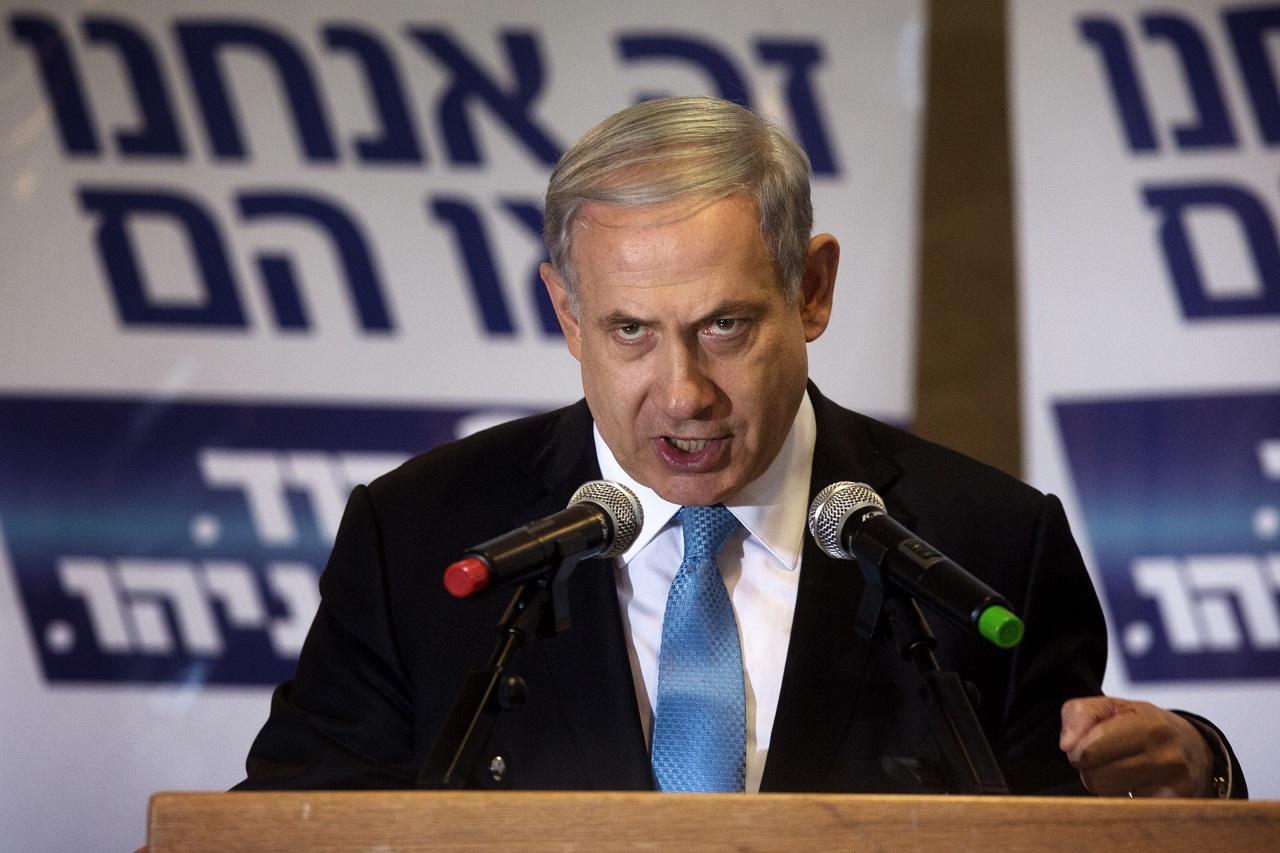 Netanjahu: Irán hazudott, és nukleáris fegyver kifejlesztésén dolgozott