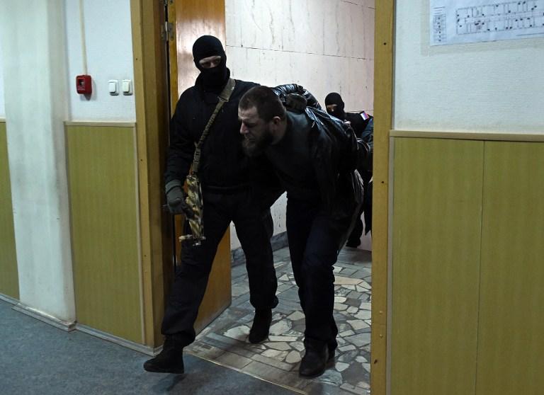 A Nyemcov-gyilkosság mind az öt vádlottja ártatlannak vallotta magát