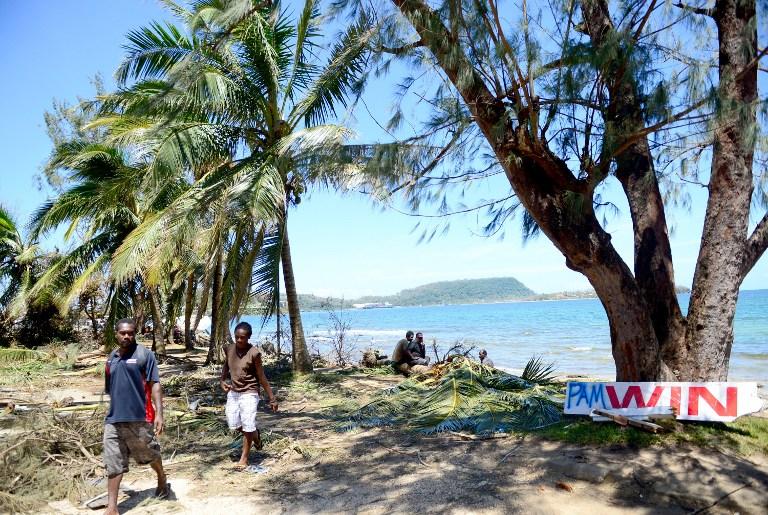 Tenger alatti földrengés miatt cunami fenyegeti a csendes-óceáni szigeteket
