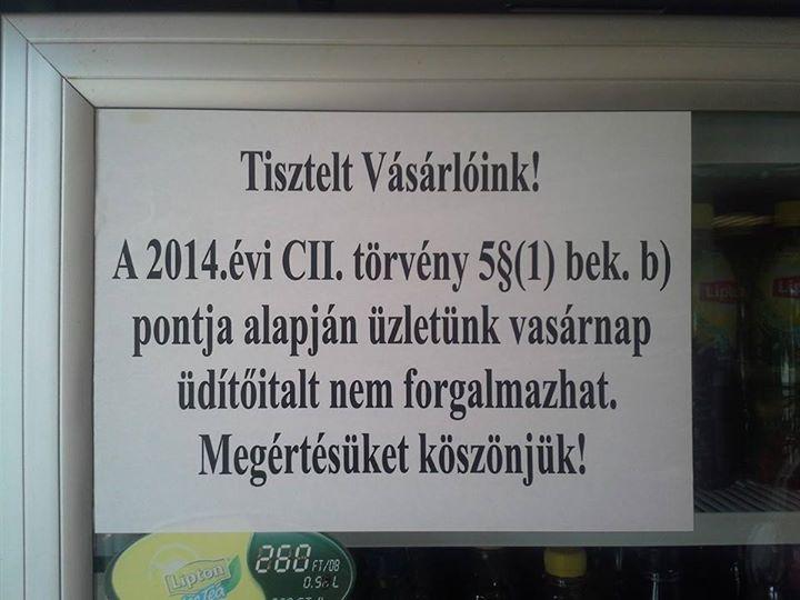 Megint sikerült elintézni, hogy az MSZP ne indíthasson népszavazási kezdeményezést a vasárnapi boltbezárásról