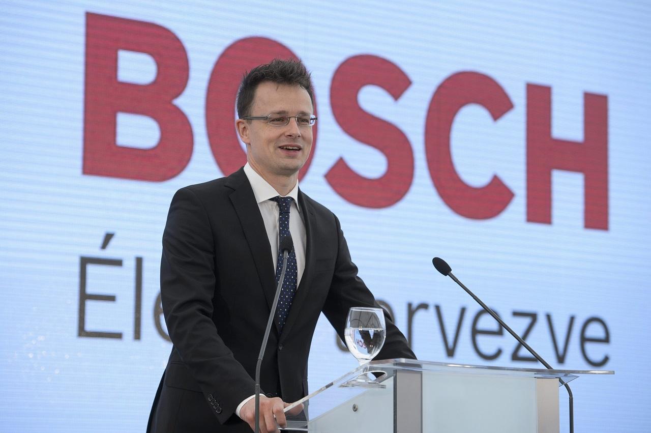 Leépítésekre készül a Bosch, mert az autógyártás stagnálására számít a következő években