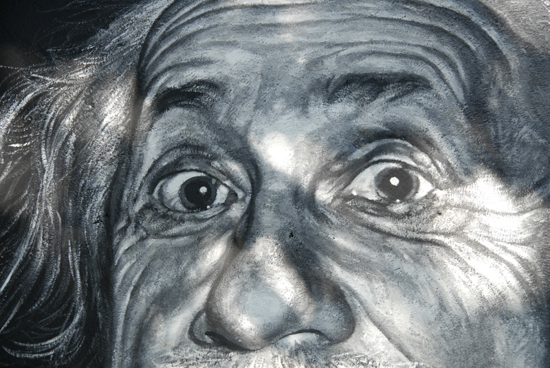 Einstein szerint a rasszizmus a fehér ember betegsége, pedig a jelek szerint ő is ebben szenvedett