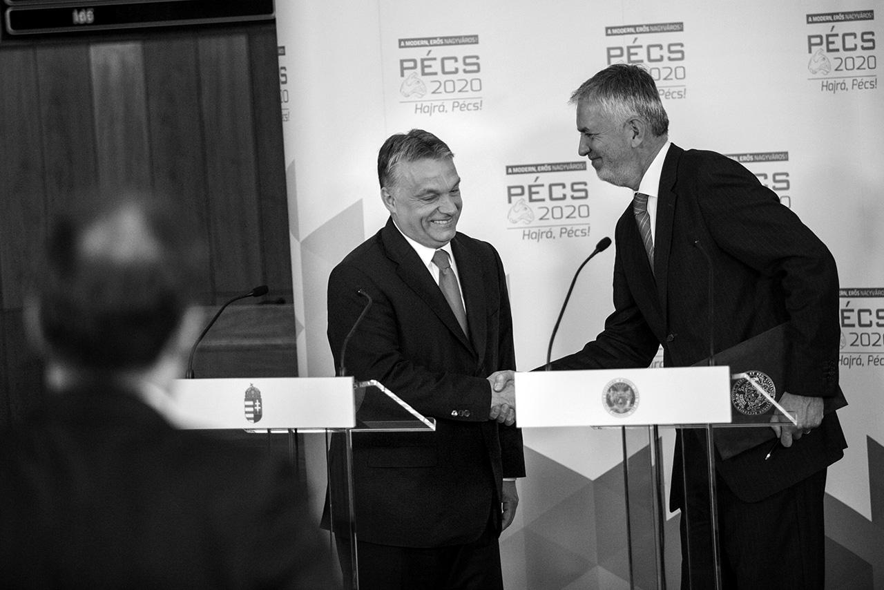 Pécs közgyűlése határozatban kéri polgárait, ne tűrjék a városban a Soros által támogatott alapítványt