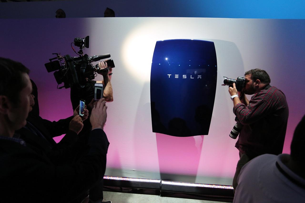 Ez a Tesla új mesterterve