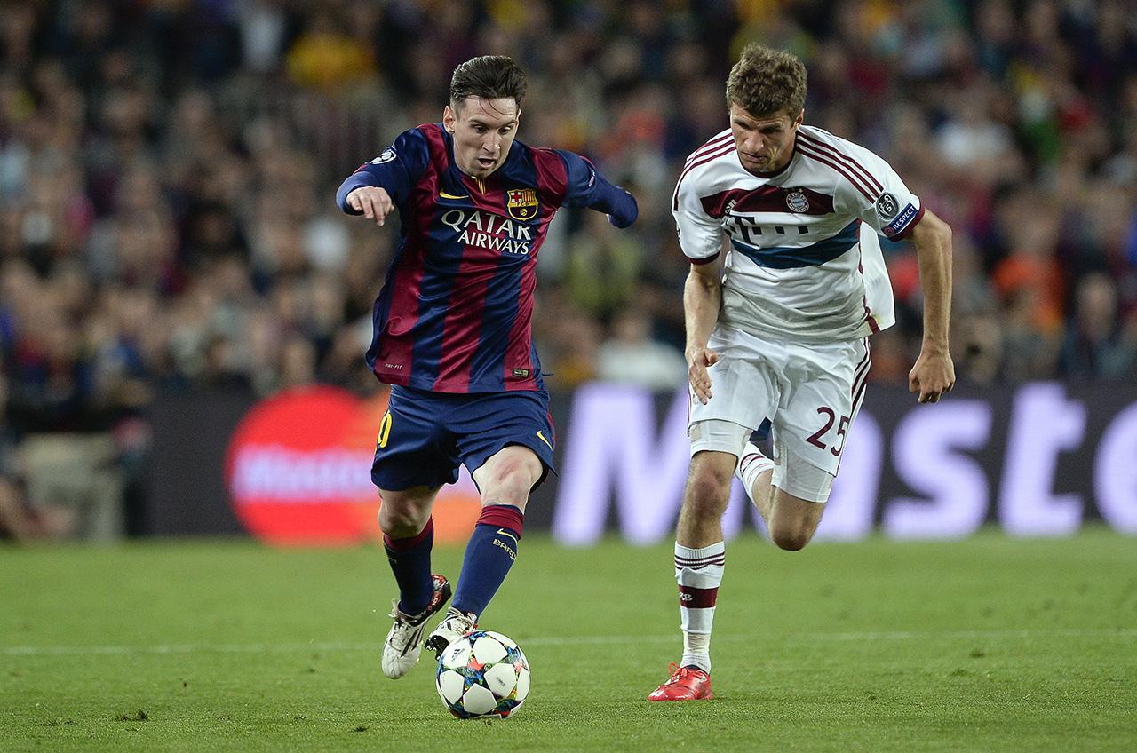 BL: Bayern - Arsenal, PSG - Barcelona a legjobb 16 között