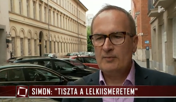Vádat emeltek Simon Gábor ellen