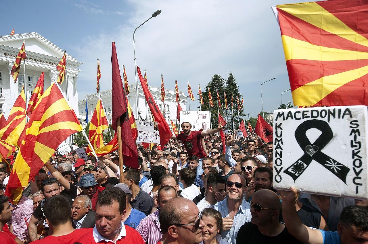 Hemzseg a hamis adatoktól a macedón választási névjegyzék