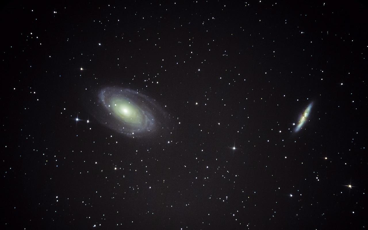 Ötszázmillió fényévnyire levő galaxisból fogtak ismétlődő rádiójeleket