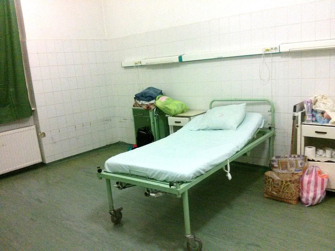 Karácsonyra ígérték, de még mindig nem készült el a János Kórház bonctermének felújítása