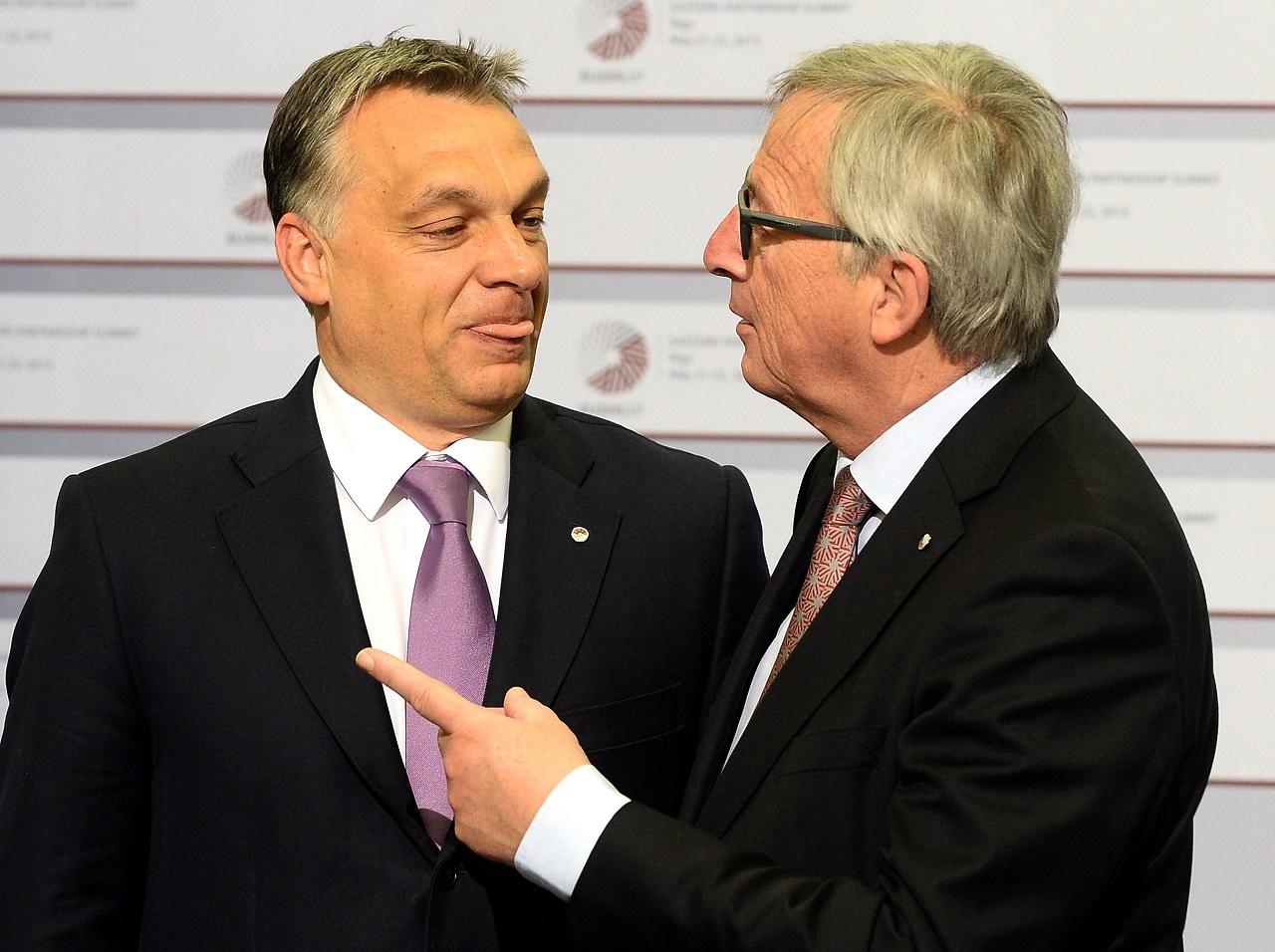 Személyes találkozót kér Junckertől a Megyei Jogú Városok Szövetsége