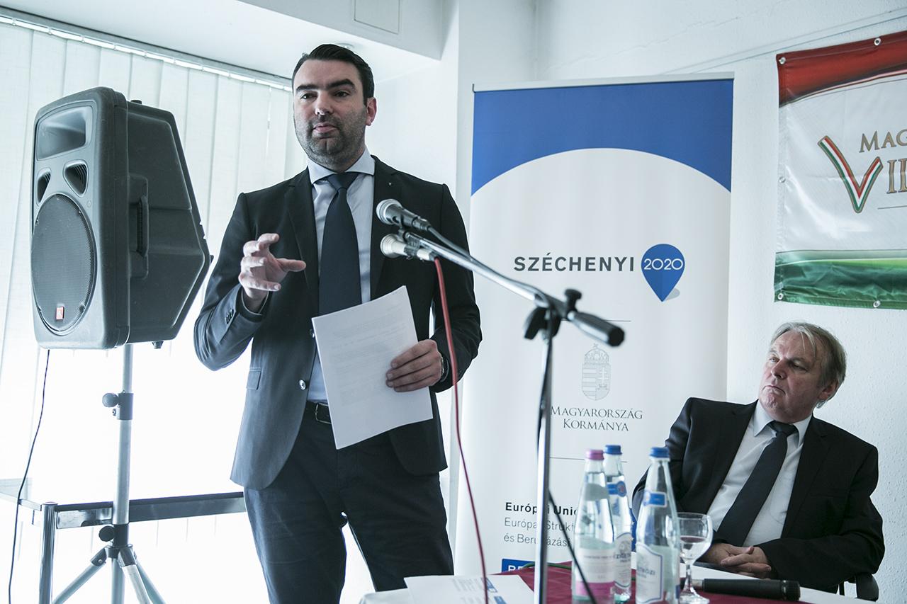 ifj. Lomnici Zoltán szerint az 508 milliós támogatás, amit a CÖF-CÖKA az állami MVM-től kapott, nem közpénz