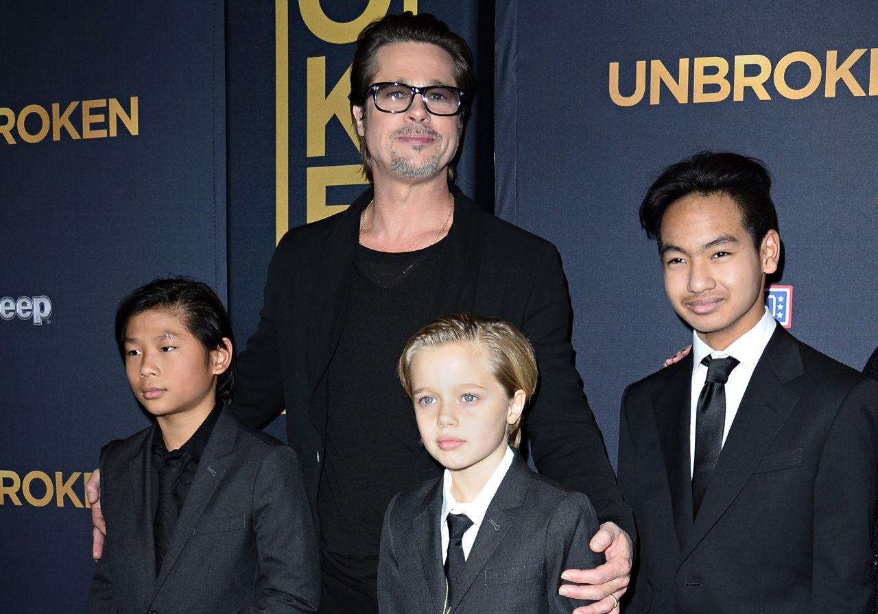 Nem emel vádat Brad Pitt ellen az FBI