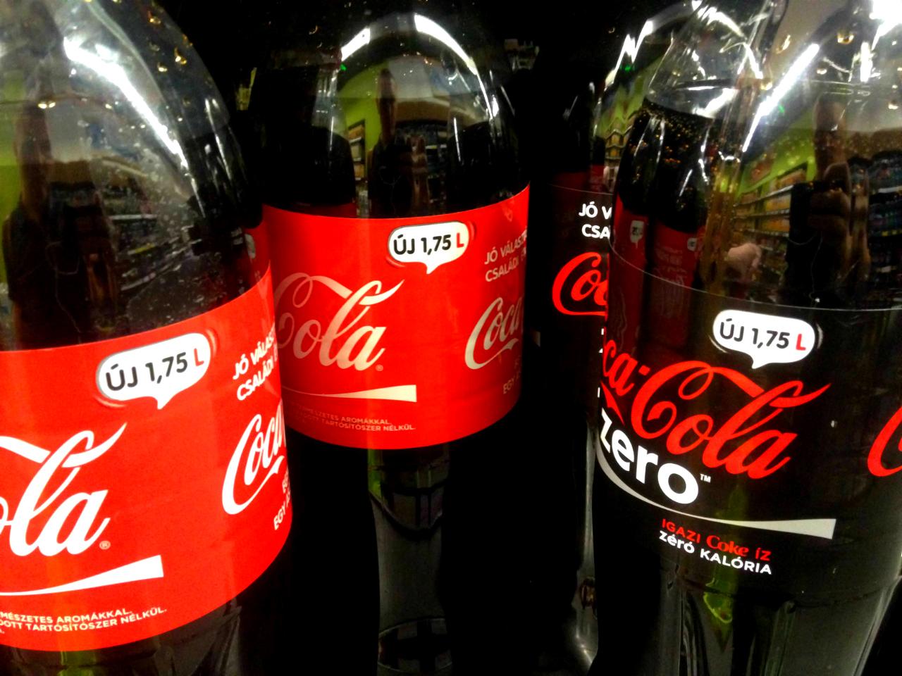 Öt napig élt Coca-Colán egy idős férfi, aki elesett otthonában