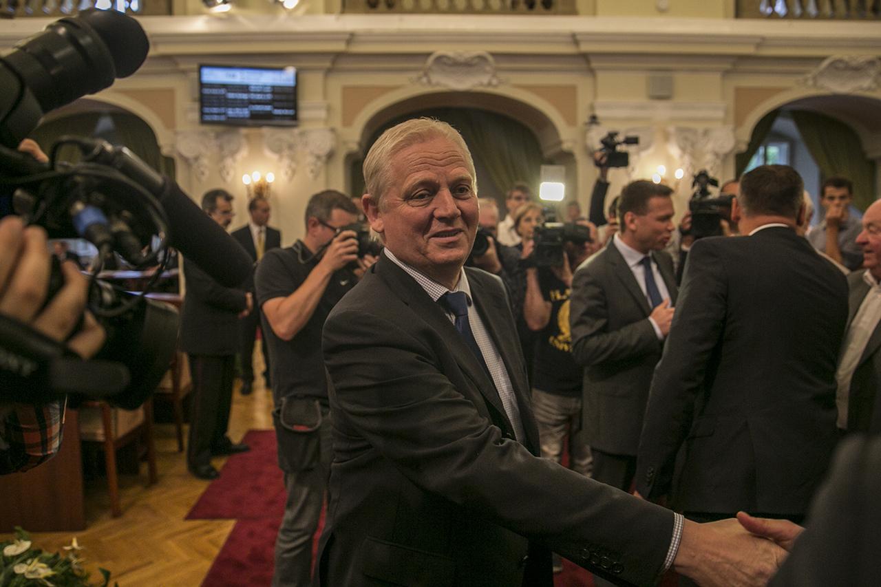 Tarlós István azt kéri, senki ne írja alá az olimpiai népszavazási ívet