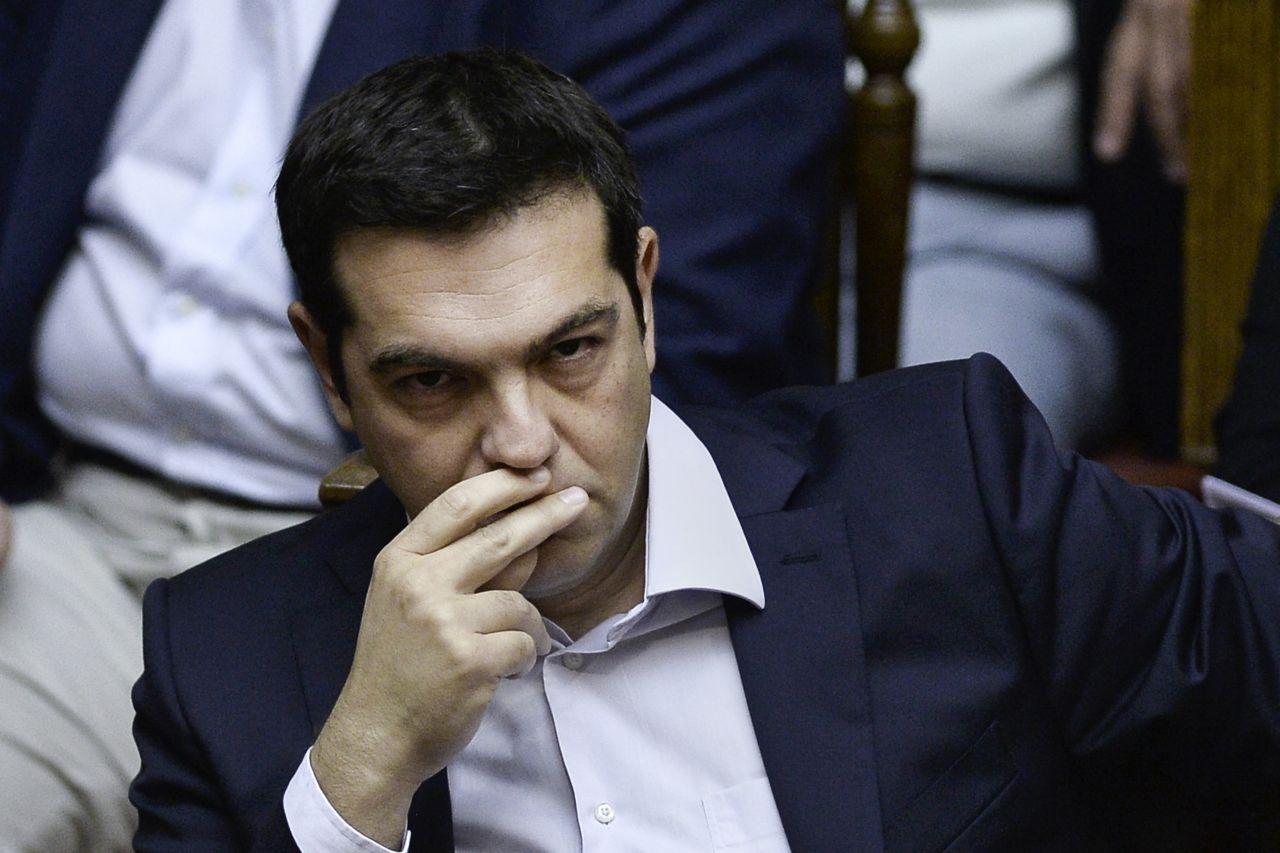 A görög kormány is túlélte a bizalmi szavazást