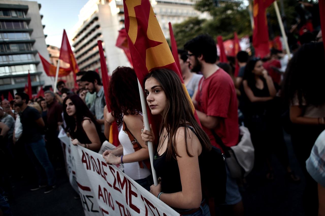 Görögországban 150 eurót kapnak a fiatal felnőttek, ha beoltatják magukat
