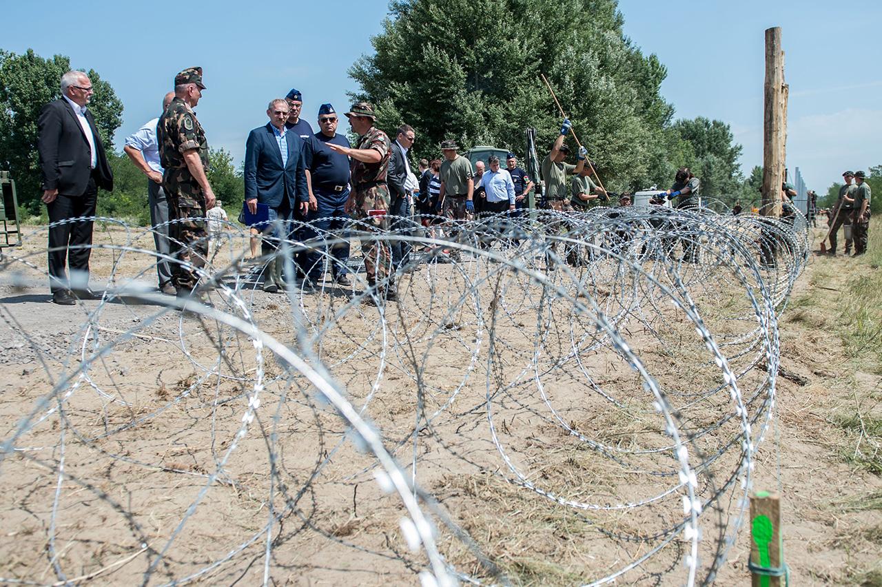 A horvát kormány a szlovénekkel közös C tervvel reagálna a határzárra, a szlovének nem tudják miről van szó
