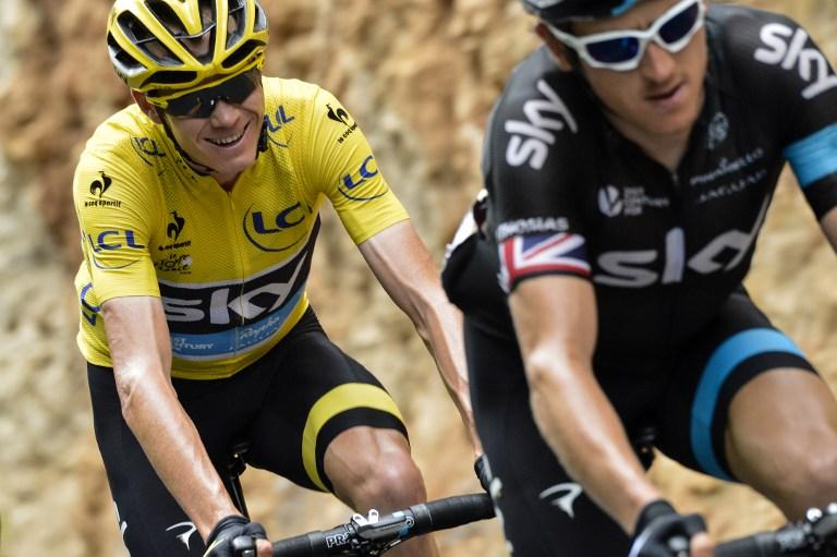 Chris Froome lényegében megnyerte a Tourt