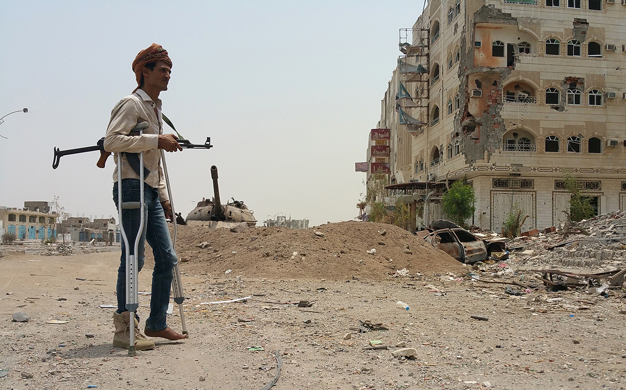 Ballisztikus rakétát lőttek ki Mekkára a jemeni lázadók