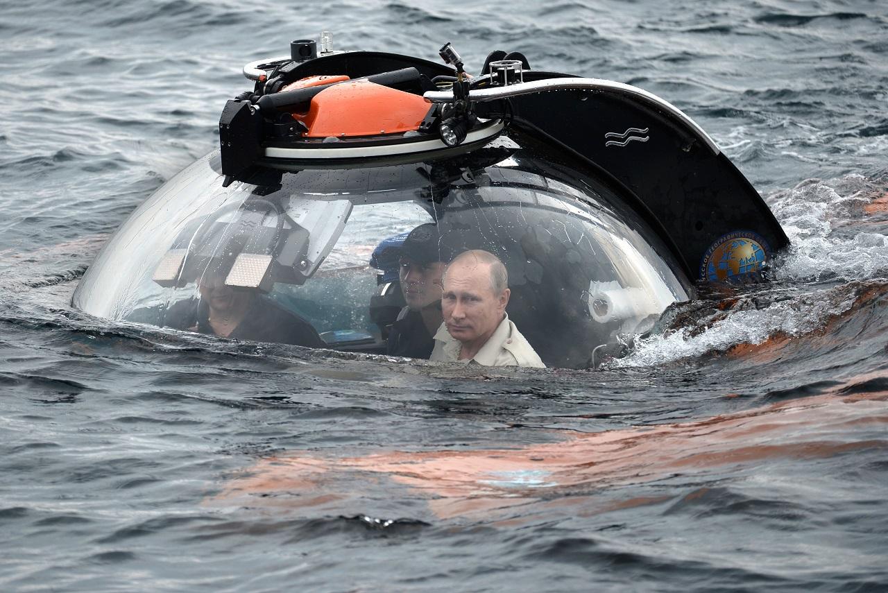 Putyin saját hitelminősítőt indít