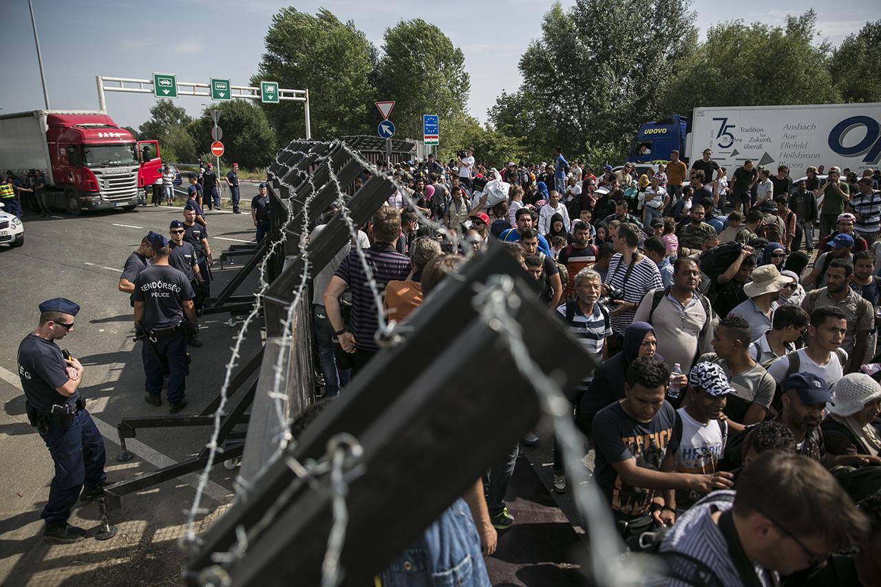 Amióta jönnek a menekültek, azóta toleránsabbak velük szemben a magyarok