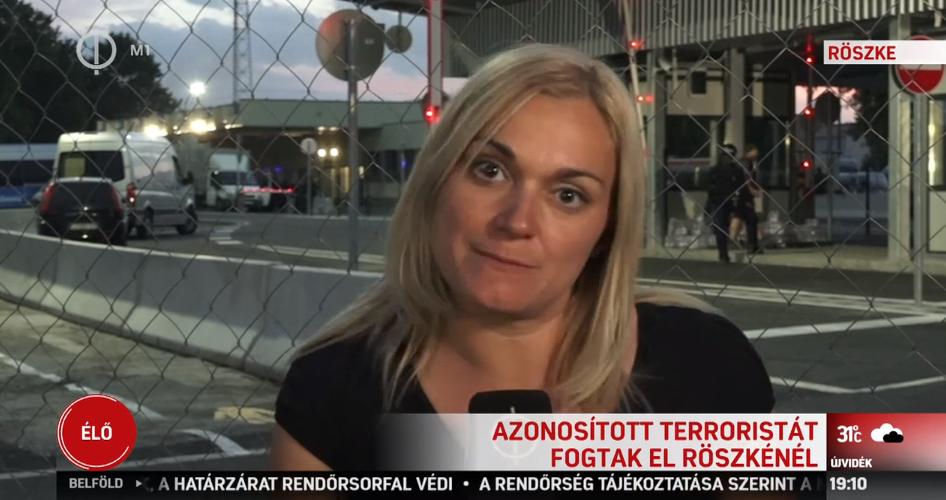 Az ügyészség már nem vádol terrorizmussal a röszkei zavargás ügyében