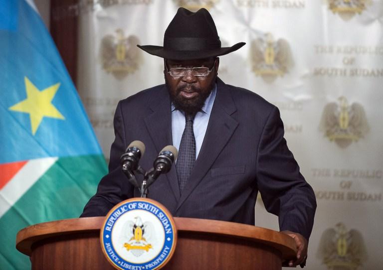 A tömeggyilkos dél-szudáni elnök telefonon biztosította támogatásáról Donald Trumpot