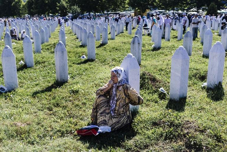 Hollandia 10 százalékos felelősséget visel a srebrenicai mészárlásért