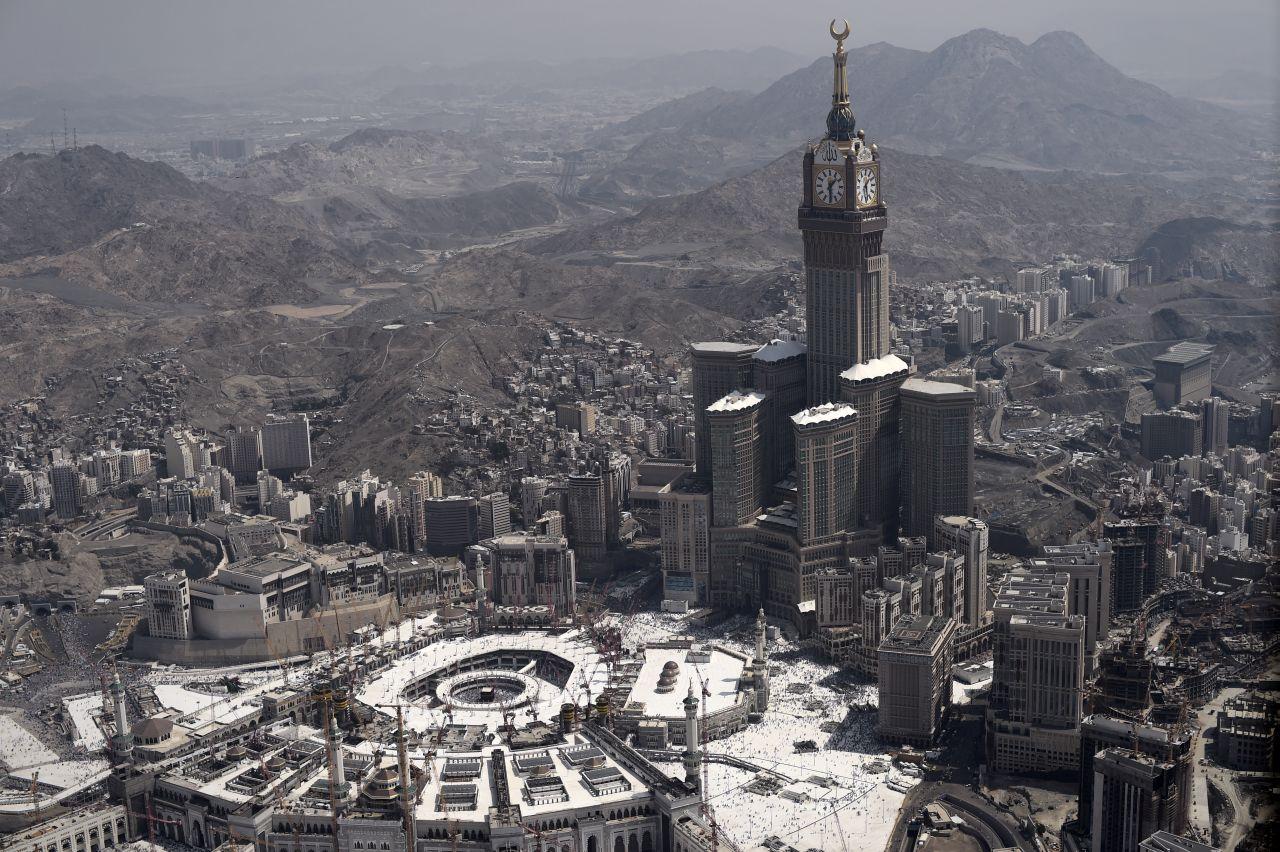 Szaúd-Arábia elköteleződött a klímaváltozás elleni harcban
