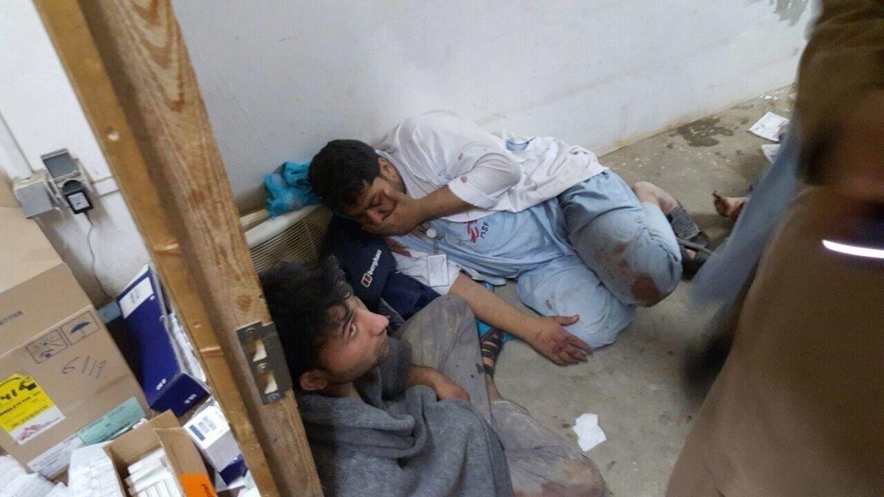 Az USA szerint nem háborús bűn, hogy a földdel tettek egyenlővé egy kórházat Afganisztánban