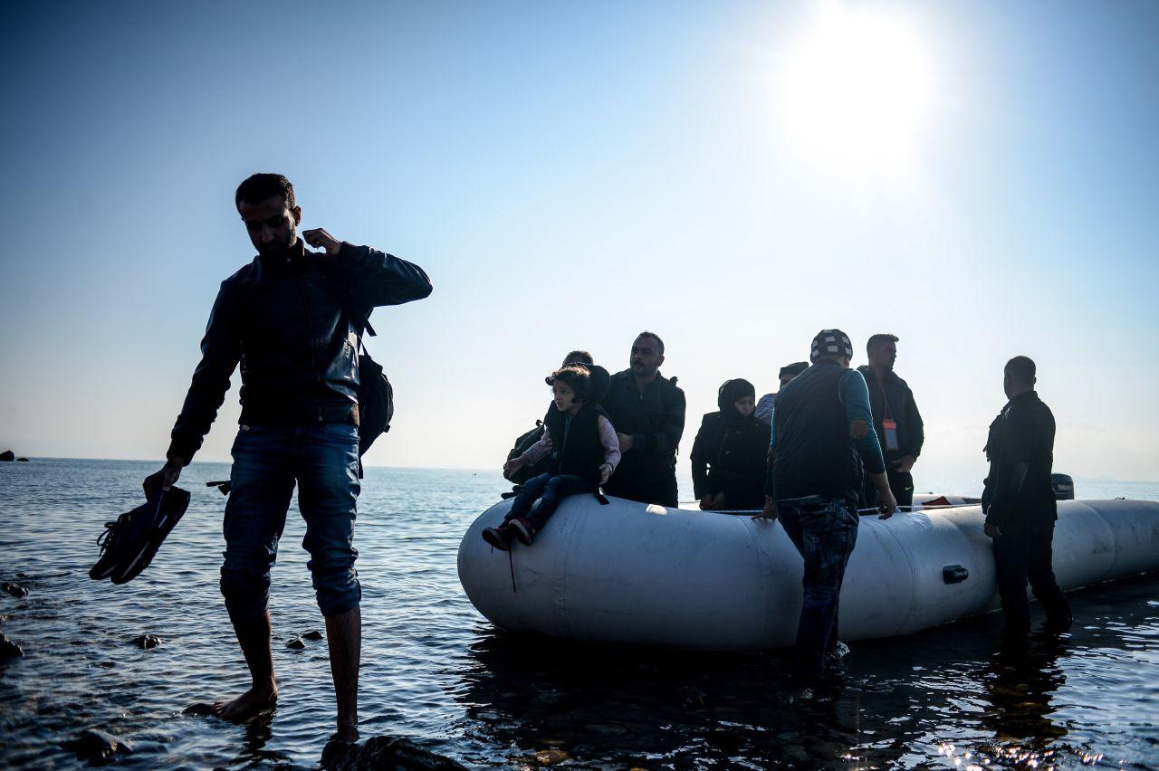 Fokozódik a migrációs nyomás a görög szigeteken