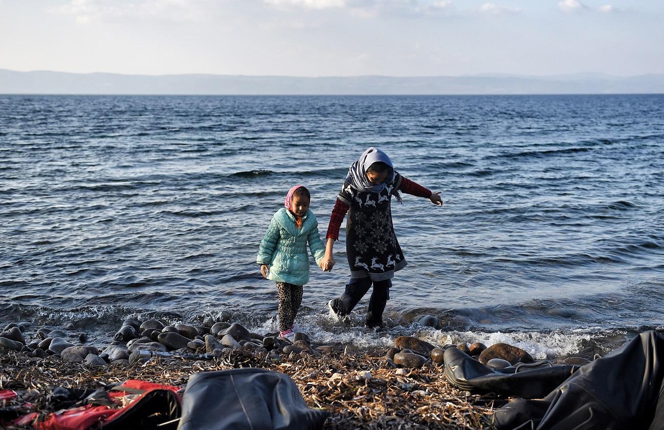 Az elmúlt 24 órában egyetlen menekült sem érkezett Görögországba