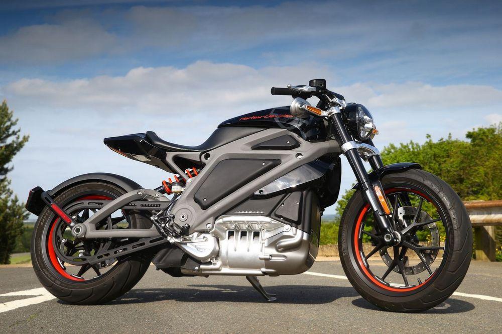 2019-től elektromos motorokat is árul a Harley-Davidson