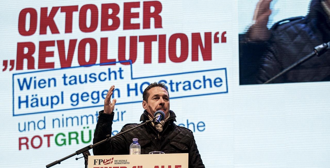 Megszületett a megállapodás, az Osztrák Néppárt az FPÖ-vel alakít kormányt